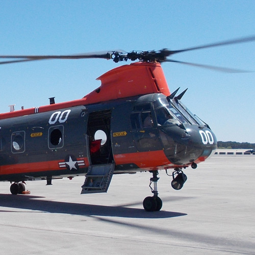 "Boeing HH-46E ""Sea Knight"" Helicopter"