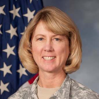 Colonel Laura Yeager