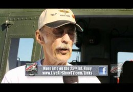 Live Airshow TV – 2011 Reno Air Races – Huey '961 Medevac Mission