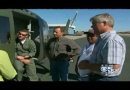 CBS Huey Coverage