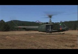 "UH-1H Iroquois ""Huey"" Helicopter"