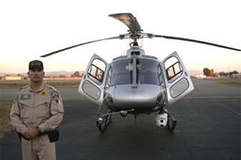 Kevin Iacovoni – Pilot & Officer, East Bay Regional Parks