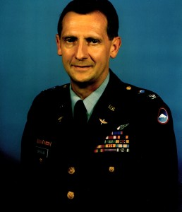 Richard A. Sperling – Colonel, AV (Ret)