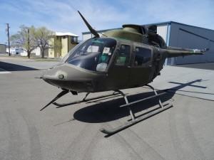 OH-58C Kiowa Helicopter