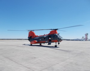 """Boeing HH-46E """"Sea Knight"""" Helicopter"""