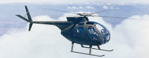 """OH-6A """"Cayuse"""" Helicopter"""