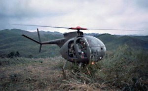 "OH-6A ""Cayuse"" 67-16304"