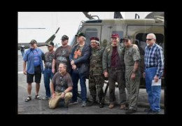 Veterans Day 2016 – Vietnam Pilots & Crew Commemoration