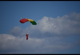 Ranger Road Veterans Skydiving Event