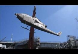 Virginia Rose II Cobra transferred to Vietnam Helicopters Museum August 14, 2019